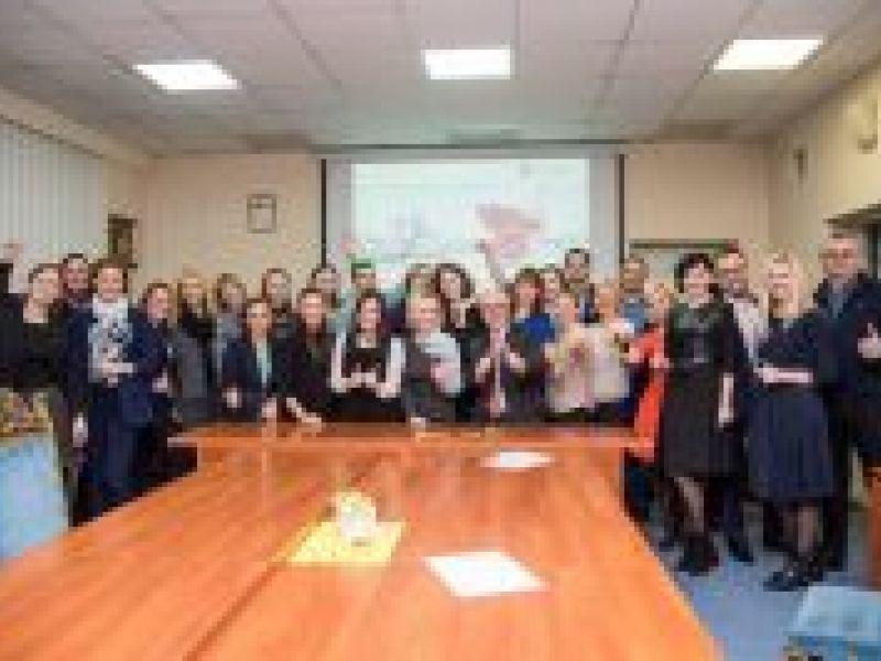 Berater unterwegs: Workshop in Minsk