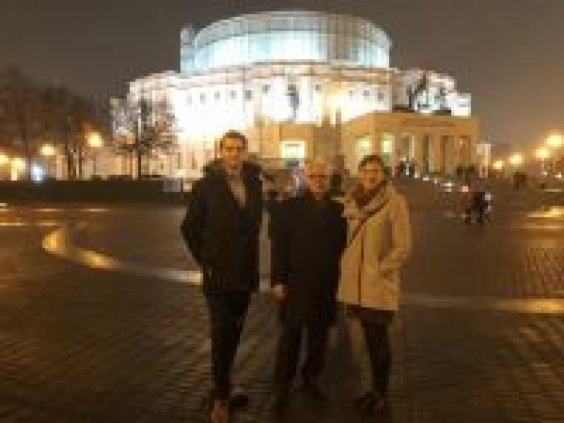 Berater unterwegs: Impressionen aus Minsk