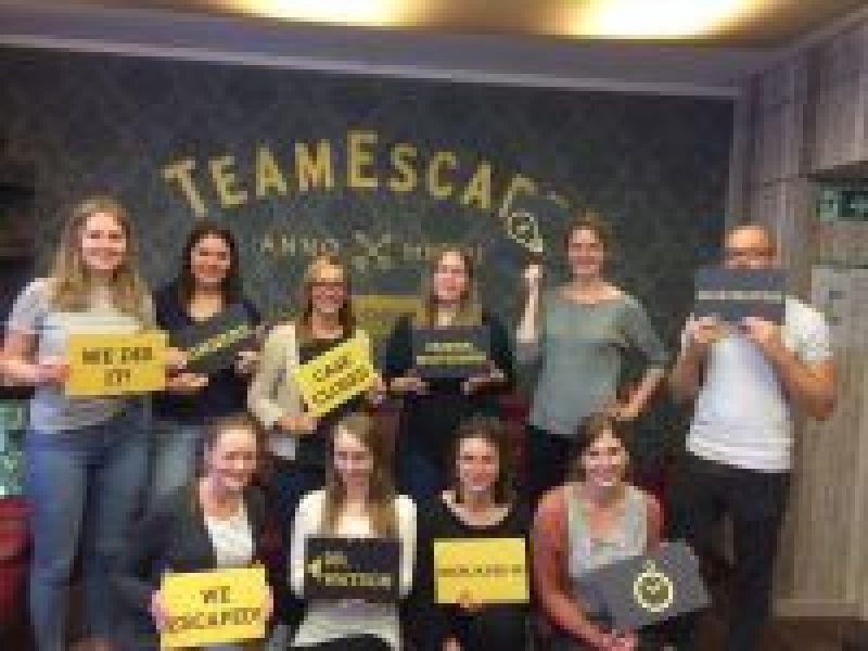 Teamevent: Escape-Room