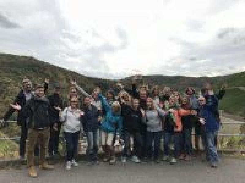 Teamevent: Auf dem Rotweinwanderweg im Ahrtal